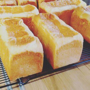 """本日の""""食"""" バブリーいくよさんの高級食パン"""